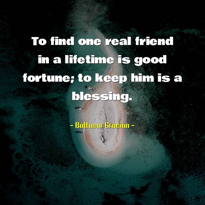 Importance of Friendship Quotes + is there life without friendship?